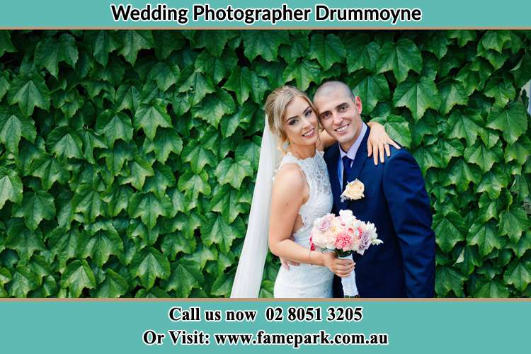Photo of the Bride and the Groom Drummoyne NSW 2047